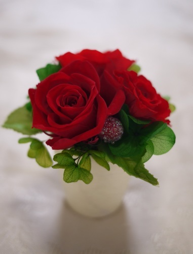 お嫁入りしたお花たち プチアレンジ編_a0135999_23154192.jpg