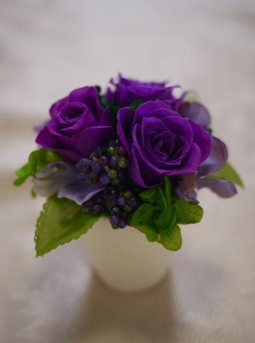 お嫁入りしたお花たち プチアレンジ編_a0135999_23170586.jpg
