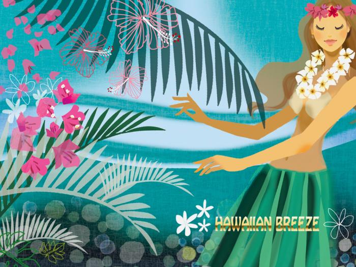 ハワイアンブリーズ 2015ゴールデンBEERラベル展_f0172313_07033463.jpg