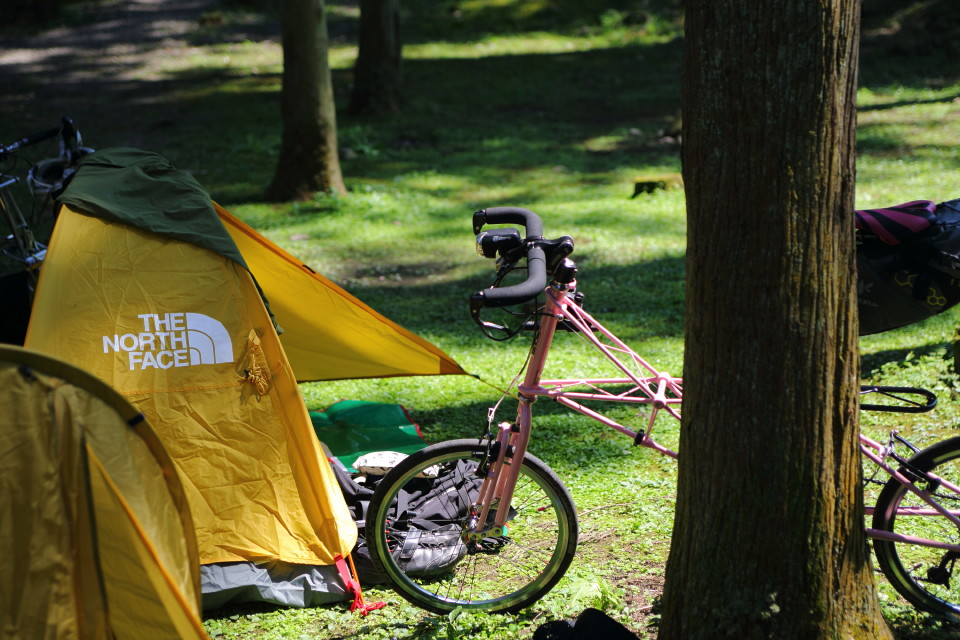 The Second Moulton Touring Camp ...mission completed !_b0078651_22251892.jpg