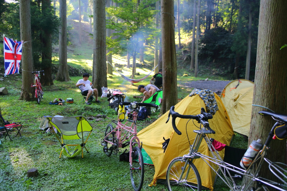 The Second Moulton Touring Camp ...mission completed !_b0078651_2335754.jpg