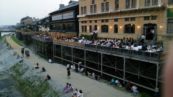 2015年、夏   京都  四条河原町_d0202264_14461693.jpg