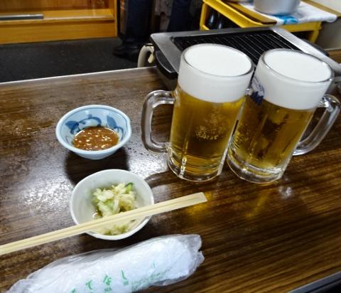 日曜日は、お昼からやっています!!「焼肉 長興屋」@西新井_b0051666_14122424.jpg