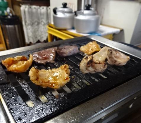 日曜日は、お昼からやっています!!「焼肉 長興屋」@西新井_b0051666_14142495.jpg
