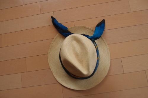帽子アレンジ_c0342582_16293846.jpg