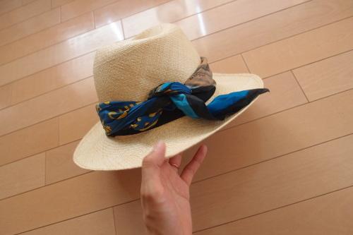 帽子アレンジ_c0342582_16300099.jpg