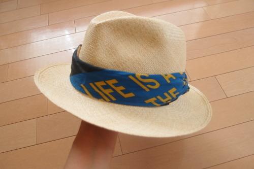 帽子アレンジ_c0342582_16325861.jpg