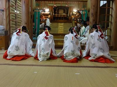 浦佐白山神社夏まつり    兼続公まつり_b0092684_16154072.jpg