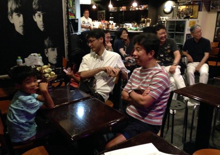 8月2日、カラフル夏の2デイズライブ2日目のライブレポ♪ vol.1_e0188087_1349342.jpg