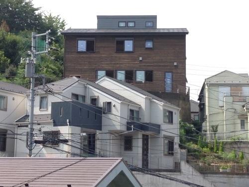 Q1住宅保土ヶ谷:外観_e0054299_11281631.jpg