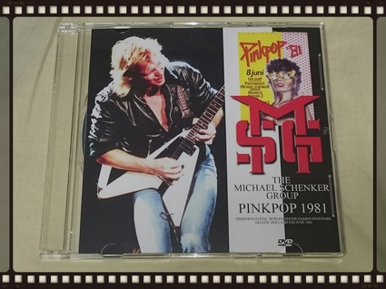 THE MICHAEL SCHENKER GROUP / DERBY 1980_b0042308_14425523.jpg