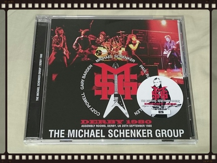 THE MICHAEL SCHENKER GROUP / DERBY 1980_b0042308_1443829.jpg