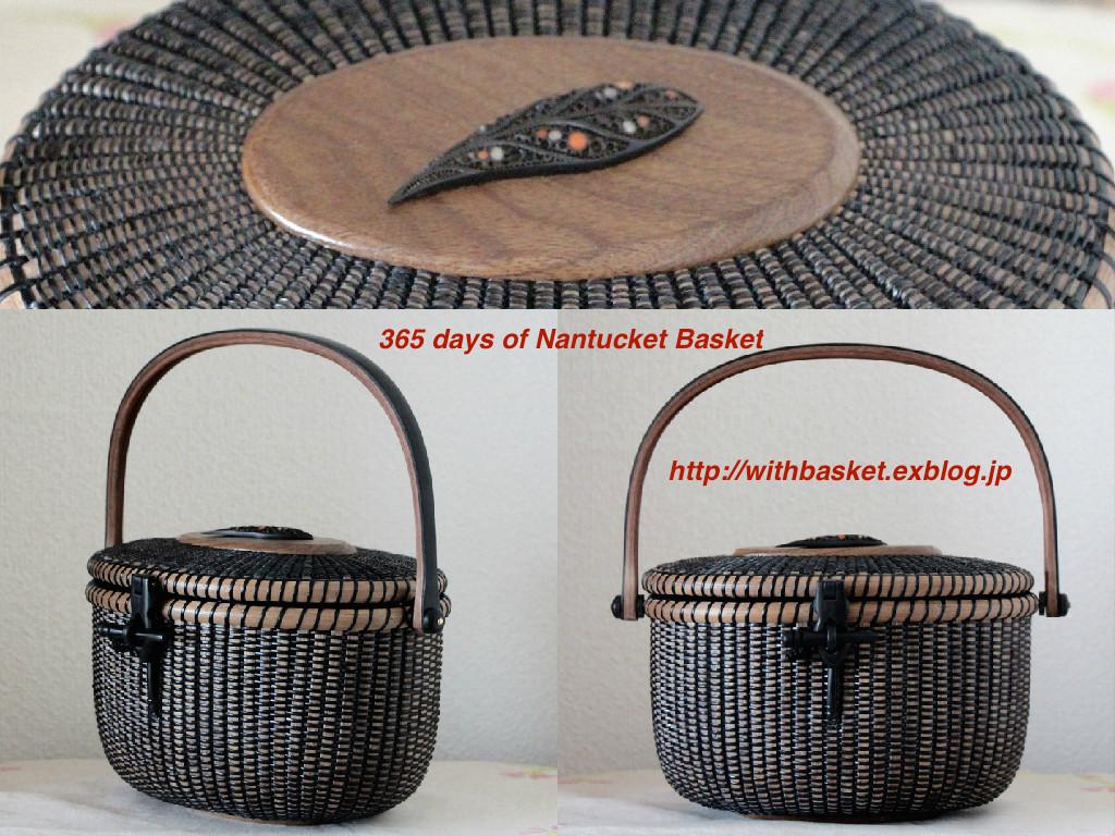 久しぶりのAll Black Basket_f0197215_09030196.jpg