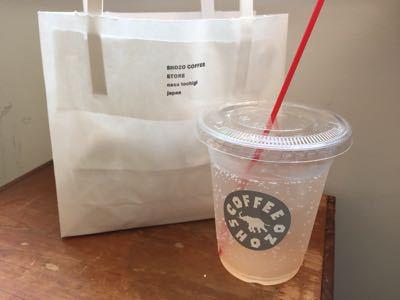 SHOZO COFFEEでまとめ買い@表参道_d0285416_20474587.jpg