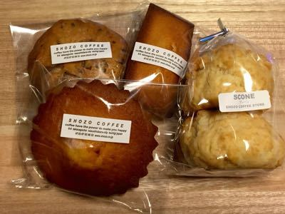 SHOZO COFFEEでまとめ買い@表参道_d0285416_20474625.jpg