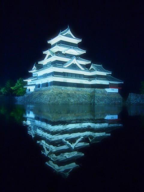 松本城 ライトアップ_d0295818_18552189.jpg
