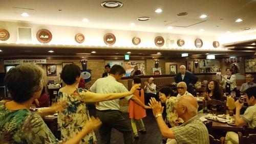 北東北3県人会合同納涼ビアパーティ開催しました_a0165546_10333931.jpg
