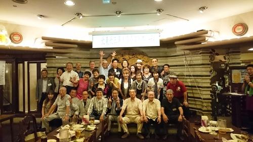 北東北3県人会合同納涼ビアパーティ開催しました_a0165546_1036583.jpg