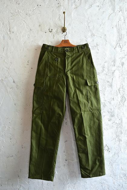 Danish army M66 Herring bone army pants dead stock_f0226051_15443561.jpg