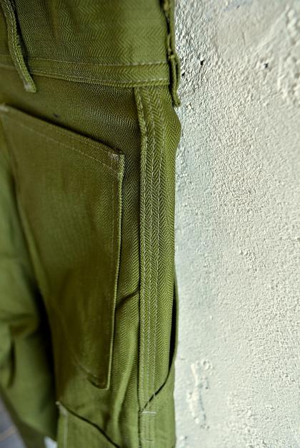 Danish army M66 Herring bone army pants dead stock_f0226051_1546152.jpg