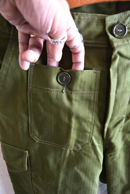 Danish army M66 Herring bone army pants dead stock_f0226051_15482916.jpg