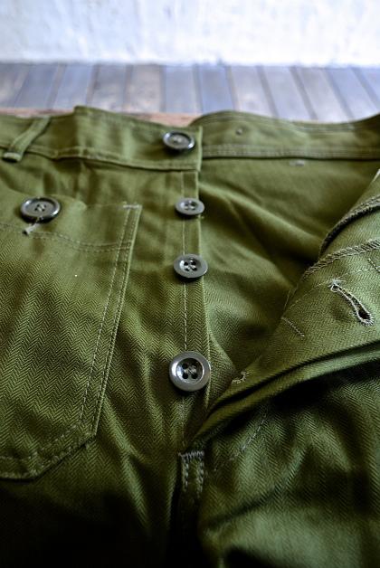 Danish army M66 Herring bone army pants dead stock_f0226051_15511281.jpg