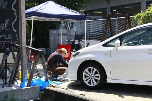 car wash!!_a0193460_10322973.jpg