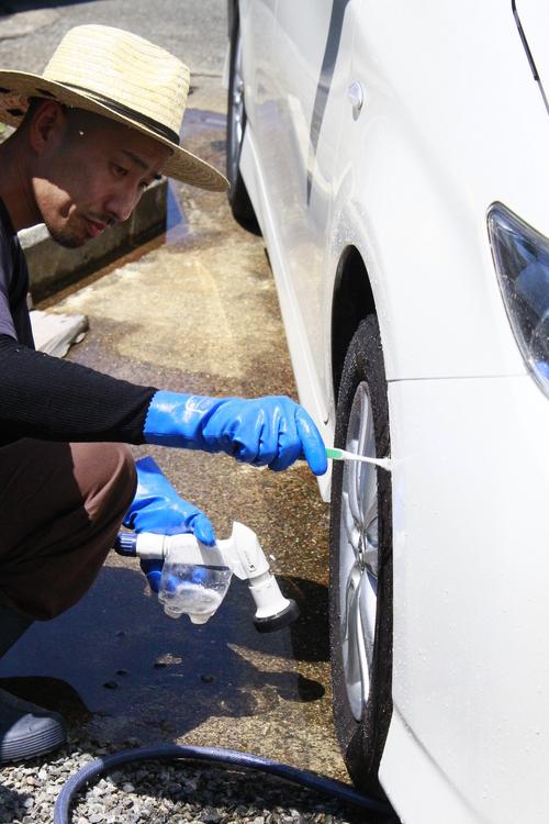 car wash!!_a0193460_10342116.jpg