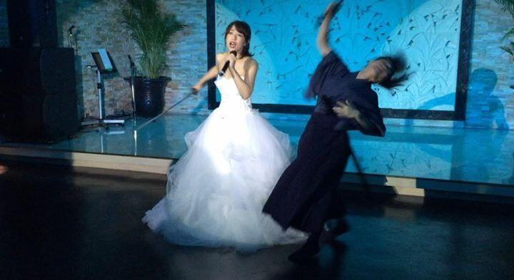 ♡結婚パーティー♡_f0351775_23532465.jpg