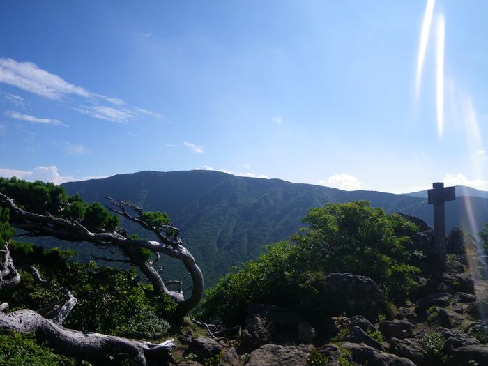 蔵王連峰・後烏帽子岳 ~ 2015年8月2日_f0170180_18514193.jpg