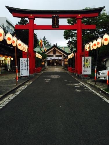 善知鳥神社に安全祈願 _a0134394_07084262.jpg