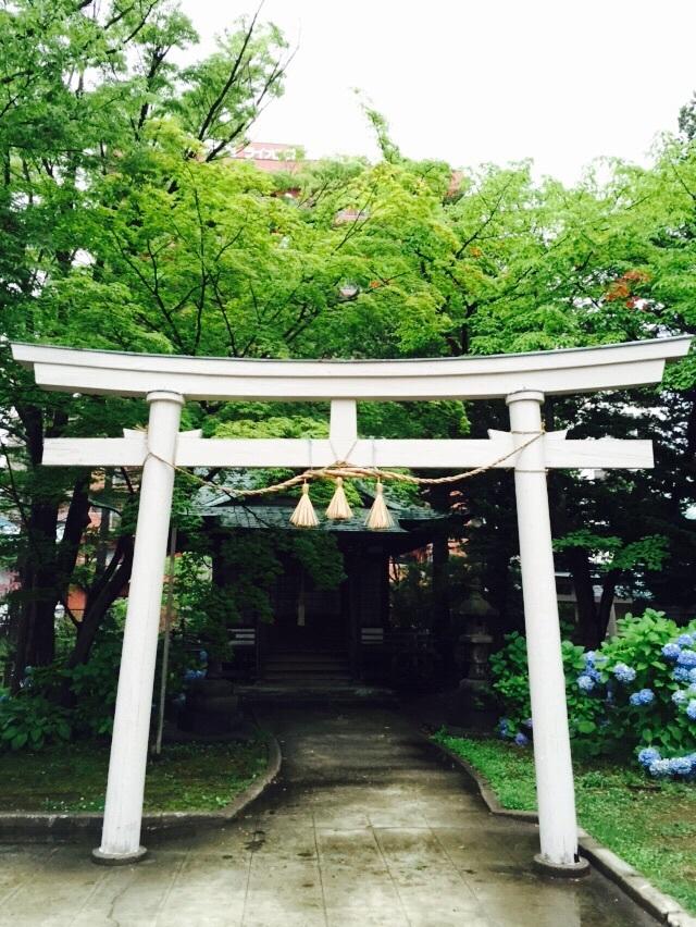 善知鳥神社に安全祈願 _a0134394_07182467.jpg