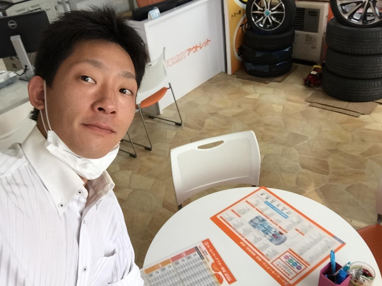 8月4日(火)TOMMYアウトレット♪♪T様サンバー納車!!!☆_b0127002_17411293.jpg