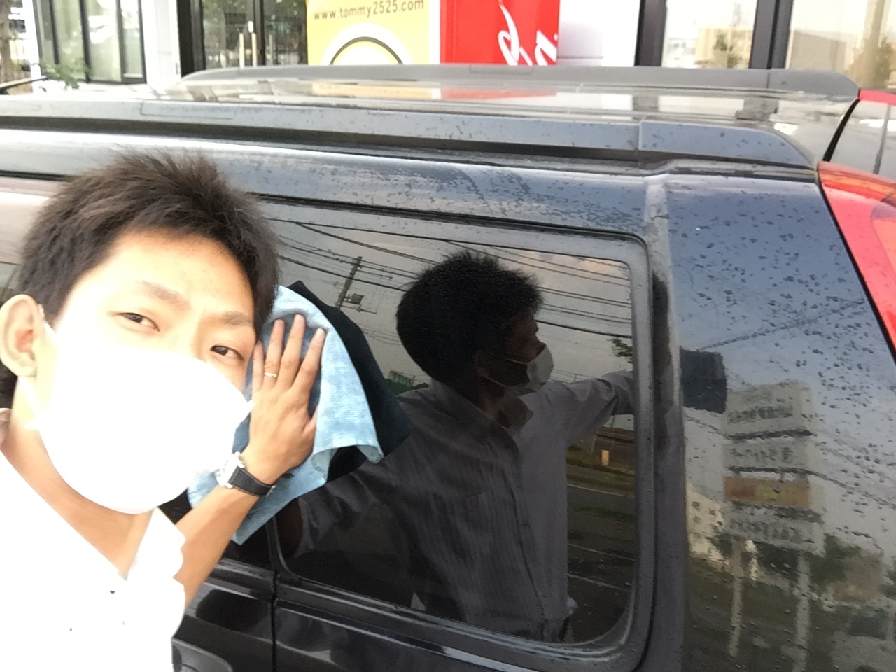 8月4日(火)TOMMYアウトレット♪♪T様サンバー納車!!!☆_b0127002_18252020.jpg
