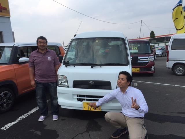 8月4日(火)TOMMYアウトレット♪♪T様サンバー納車!!!☆_b0127002_18452995.jpg