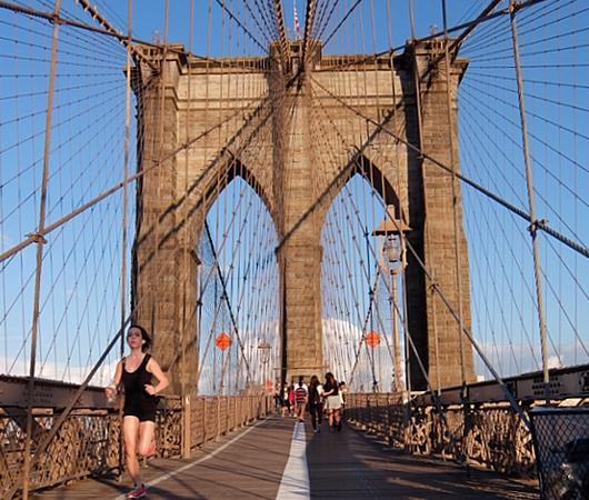 夏のニューヨーク、ブルックリン・ブリッジを渡ってみよう_b0007805_9151218.jpg