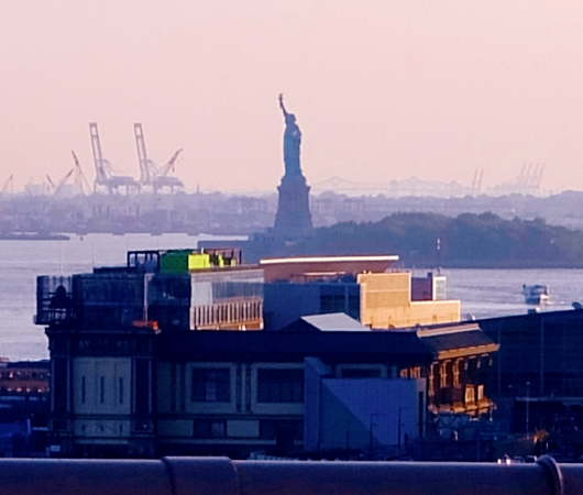 夏のニューヨーク、ブルックリン・ブリッジを渡ってみよう_b0007805_9161984.jpg