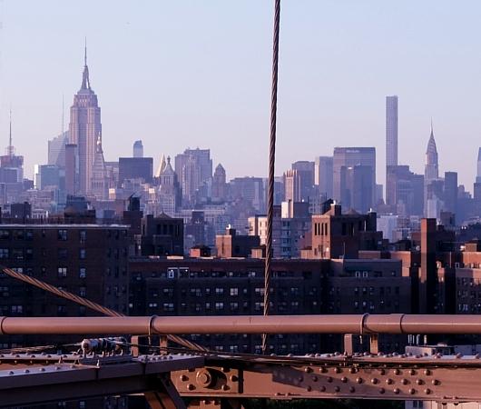 夏のニューヨーク、ブルックリン・ブリッジを渡ってみよう_b0007805_916641.jpg