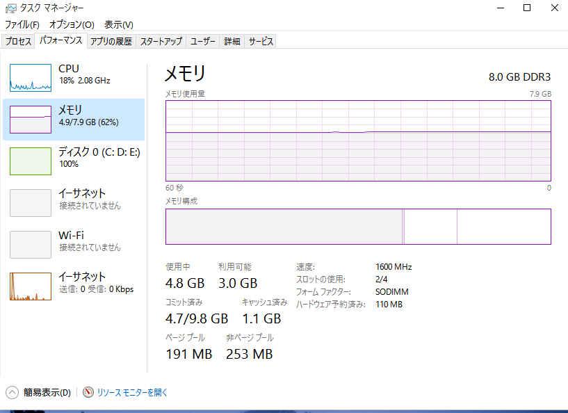 ISO を使った Windows 10 のオフラインアップデート_a0056607_1995090.jpg