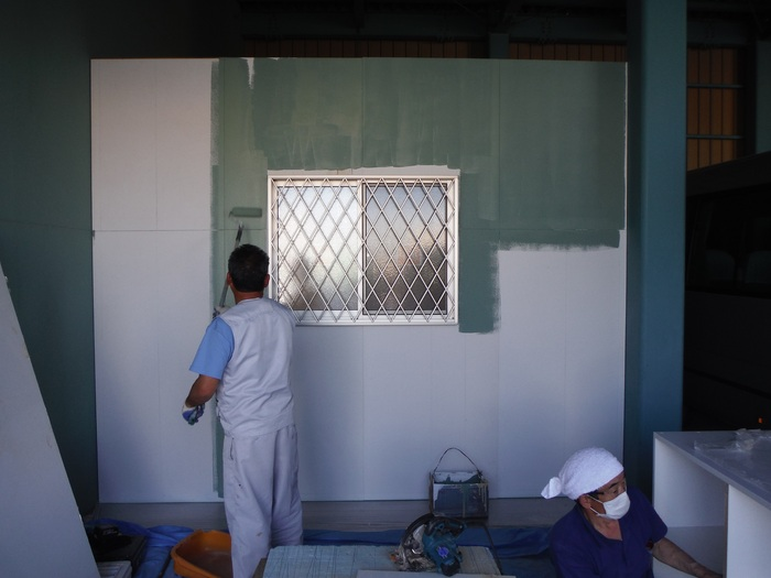 事務所の室内改装 ~ その他の工事_d0165368_169681.jpg