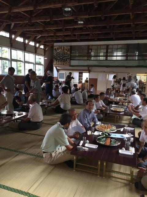 川上笑学館20周年記念式典_d0182179_20114355.jpg