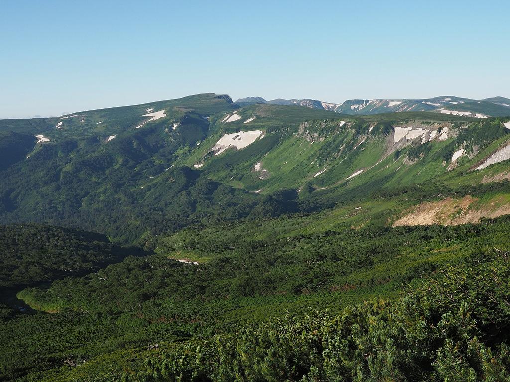 大雪3色登山、8月3日-緑岳編-_f0138096_11402838.jpg