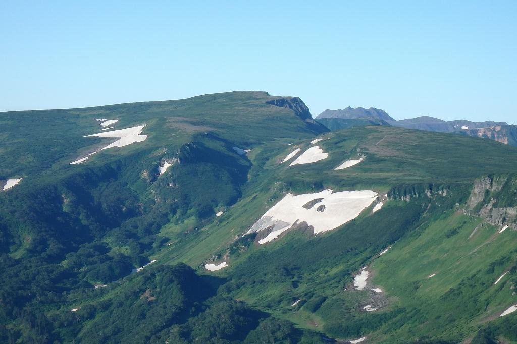 大雪3色登山、8月3日-緑岳編-_f0138096_11403567.jpg