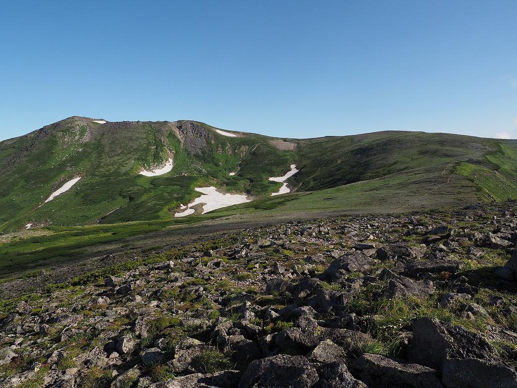 大雪3色登山、8月3日-緑岳編-_f0138096_11412135.jpg