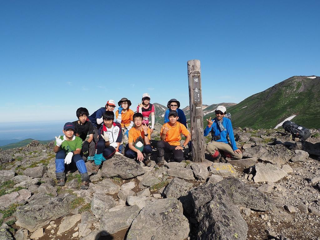 大雪3色登山、8月3日-緑岳編-_f0138096_114153100.jpg