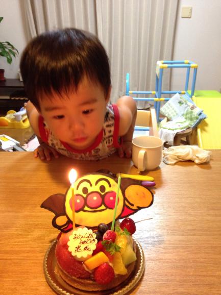 お食い初めと誕生日会_a0188798_13545222.jpg