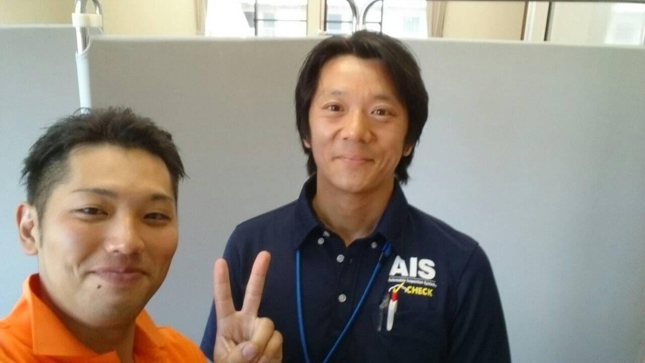 若菜 浩太 AIS検定試験 査定 3級合格 _b0127002_18525264.jpg