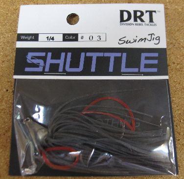 DRT シャトル1/4oz & 3/8oz 入荷しました。_a0153216_0144580.jpg