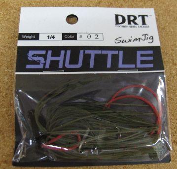 DRT シャトル1/4oz & 3/8oz 入荷しました。_a0153216_015143.jpg