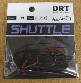 DRT シャトル1/4oz & 3/8oz 入荷しました。_a0153216_015165.jpg